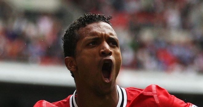 Nani: Will start against the Baggies next Sunday