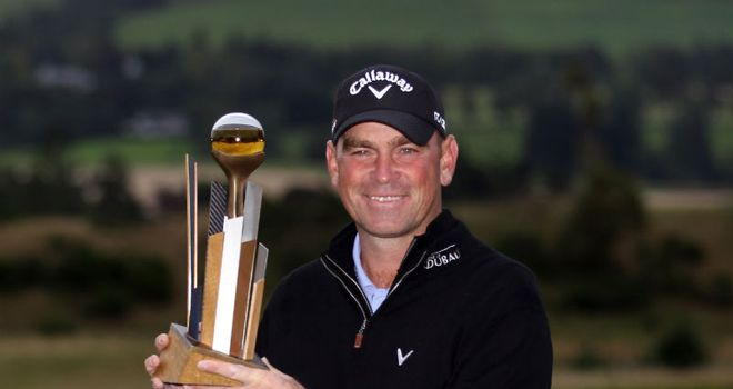 Bjorn: 12th European Tour title and second this year
