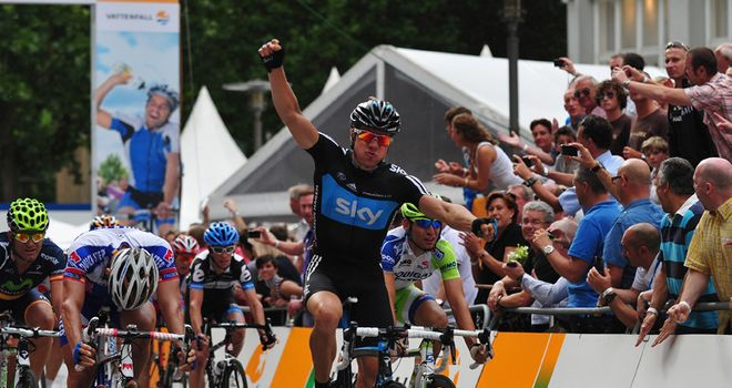 Boasson Hagen: Dominant display landed him yet another victory in Germany