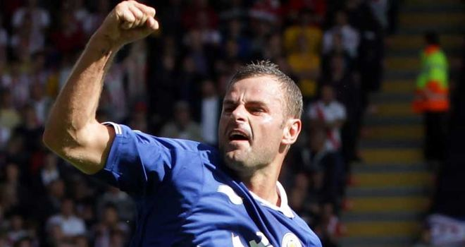 Richie Wellens: Leicester City captain is likely to return to action from a knee injury in October