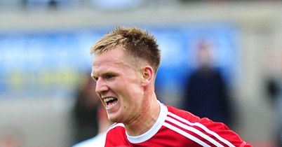 Matt Ritchie: On the scoresheet for Town