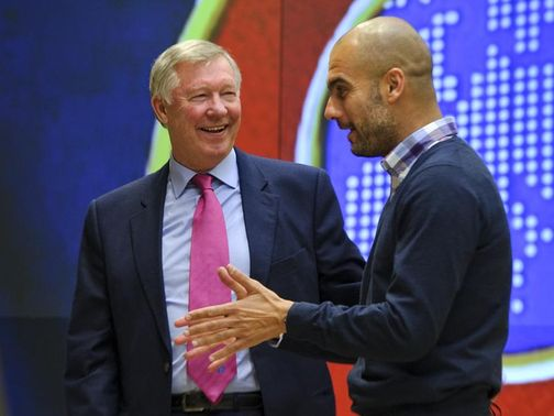 Ferguson: Spoken to Guardiola about his future plans