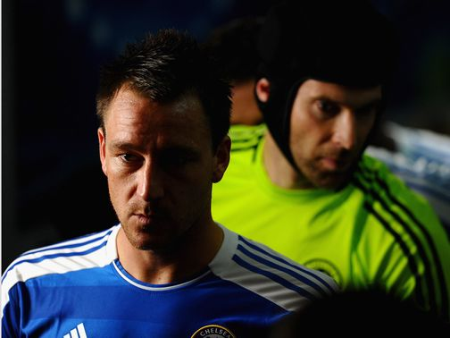 Terry: Backed to handle boo-boys by Cech