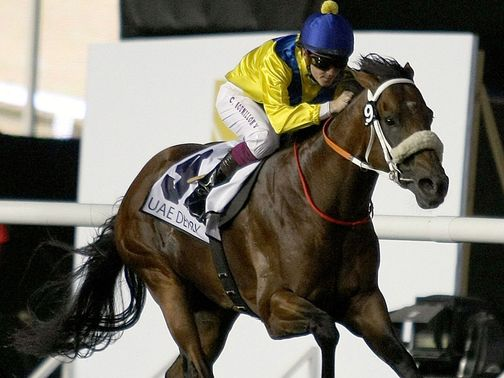 Musir: Selected to strike at Meydan