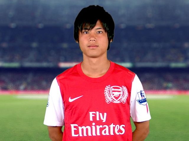 Ryo Miyaichi
