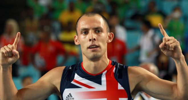Dai Greene: The Olympic title is now the only one to elude the 400m hurdler who is going for gold in 2012.