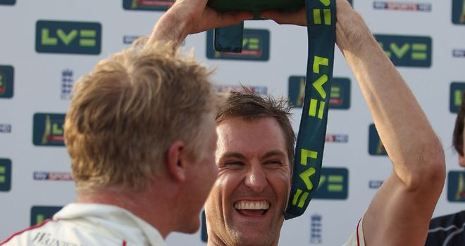 Chilton: Retiring after 14 years with Lancs