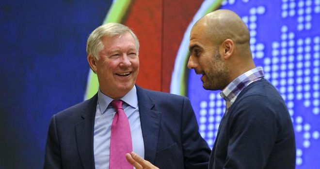 Sir Alex Ferguson has revealed he has spoken to Pep Guardiola about his future plans