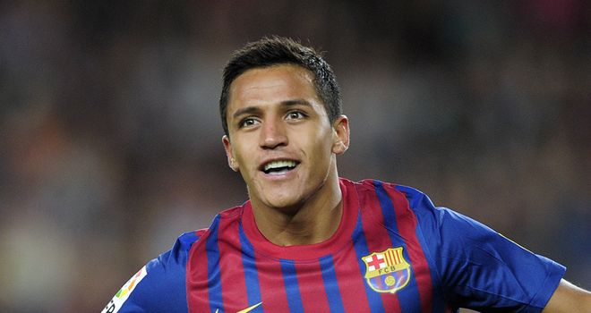 Alexis Sanchez: Chilean forward turned down Manchester City for Barcelona over the summer