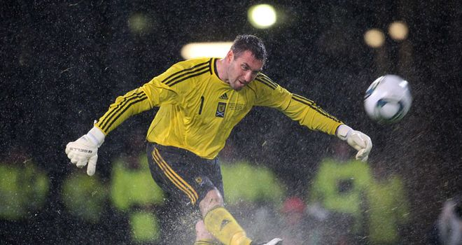 Allan McGregor: Has opted to take on a new challenge in Turkey