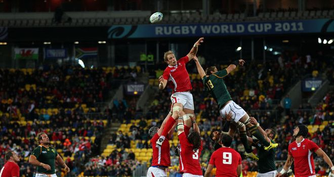 Jones: Believes Wales have World Cup momentum
