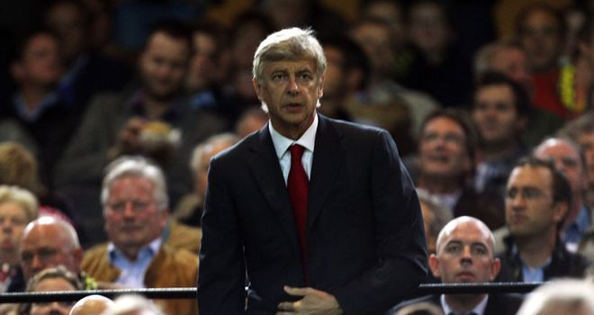 Wenger: Understands the tough job football managers have
