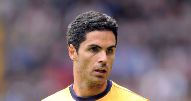 Arteta: Fresh start for midfielder with Arsenal after his move from Everton
