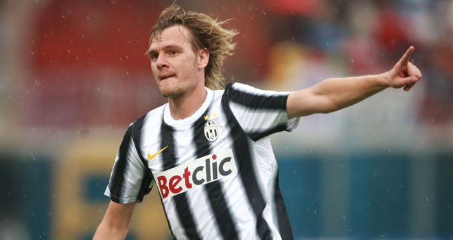 Milos Krasic: Has grown increasingly frustrated at a lack of playing time in Turin