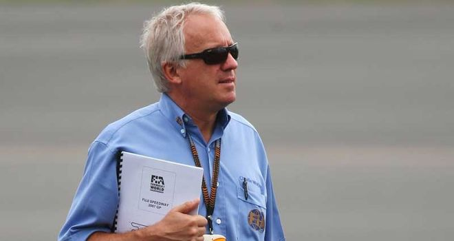 Charlie Whiting: Improved safety means drivers 'probably' take more risks