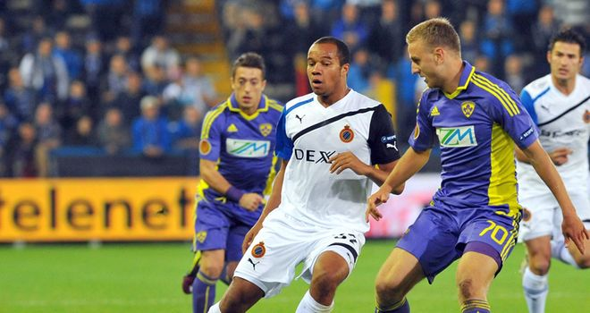 Vadis Odjidja: Would help to bolster Martin Jol's midfield options