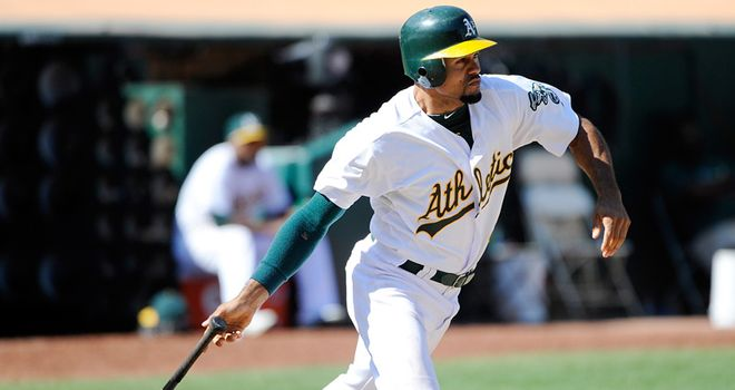 Coco Crisp: Inspirational with both bat and glove