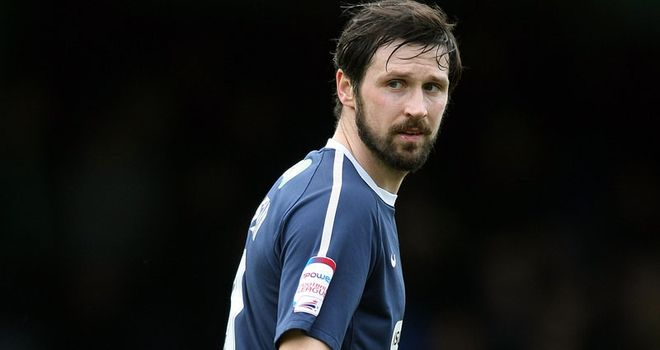 Craig Easton: Dunfermline midfielder has expressed his frustration at his injury problems this season
