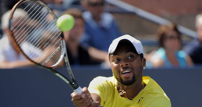 Donald Young: Lost to Michael Russell in three sets