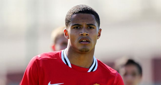Fryers: Hoping to break into the United first-team after impressive performance.