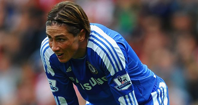 Torres: Backed to rediscover his confidence by Malouda