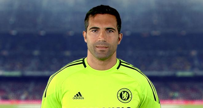 Henrique Hilario: Chelsea's third-choice keeper to remain at the club
