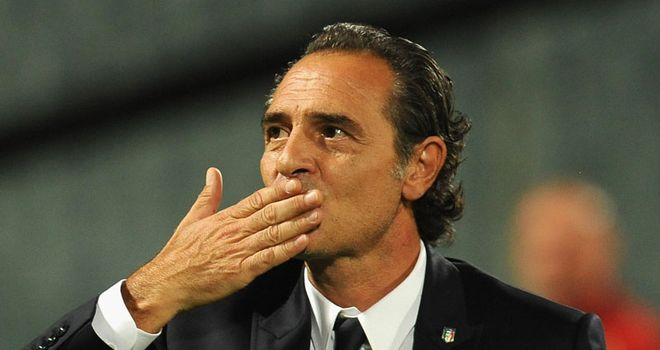 Cesare Prandelli: Well aware of the threat posed by the Republic of Ireland