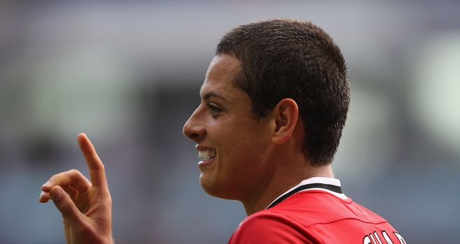 Hernandez: Ruled out of European game against Basel