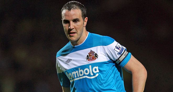 John O'Shea: Sunderland defender believes everything is in place for the team to go out and get results