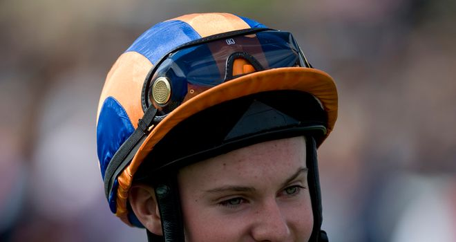 Joseph O'Brien: Impressed by Kissed