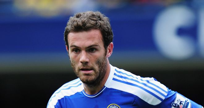 Mata: Aware of Chelsea owner Roman Abramovich's dream of winning the Champions League