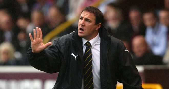 Malky Mackay: Cardiff boss saw his side book their place in the Carling Cup quarter-finals