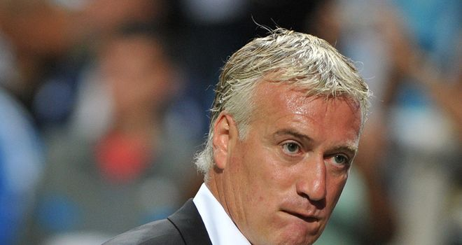 Didier Deschamps: Two-year contract takes him up to the 2014 World Cup