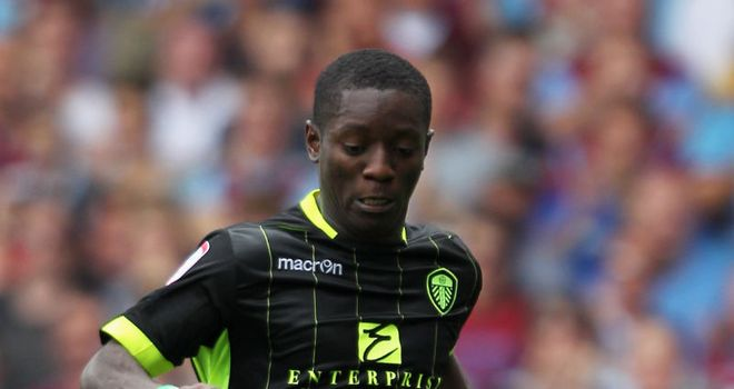 Gradel: Bates insists Leeds did not do well from selling the Ivory Coast ace to St Etienne