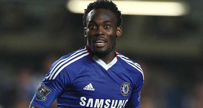 Michael Essien: Made his comeback from knee surgery in a reserve game against West Brom