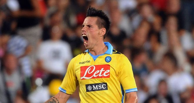 Marek Hamsik: Expected to sign a new contract at Napoli