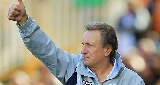 Neil Warnock: Saw QPR thumped 6-0 in their final fixture before the international break