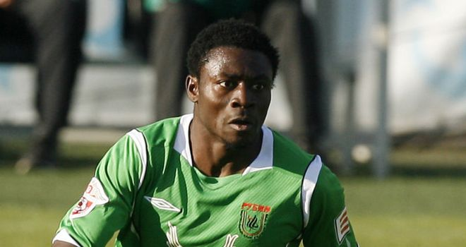 Obafemi Martins: Thought to be worth £3million