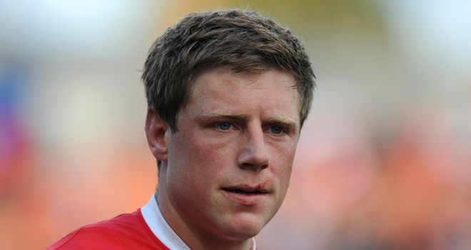 Priestland: Establishing himself as Wales fly-half