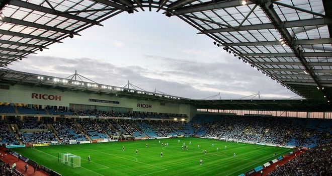 Ricoh Arena: Home of Coventry