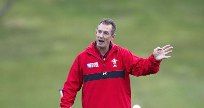 Rob Howley: Thinks Italy will be tough to beat at the Millennium Stadium