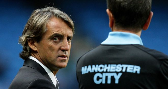 Mancini: Delighted with Hargreaves