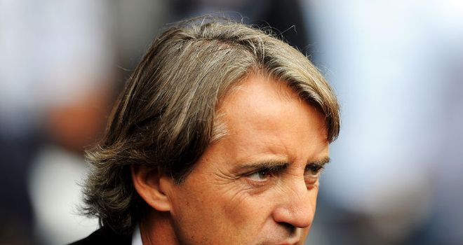 Mancini: Deserves credit for transforming City's style, but they are not yet Barcelona