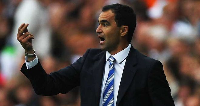 Roberto Martinez: Is happy allow one of his key striker's to represent Nigeria