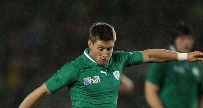 O'Gara: Has hinted that he will be retiring from international rugby