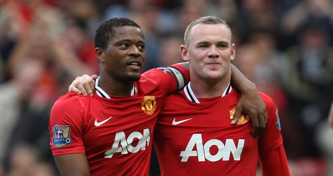 Evra: Wants United to play better than they did against Chelsea
