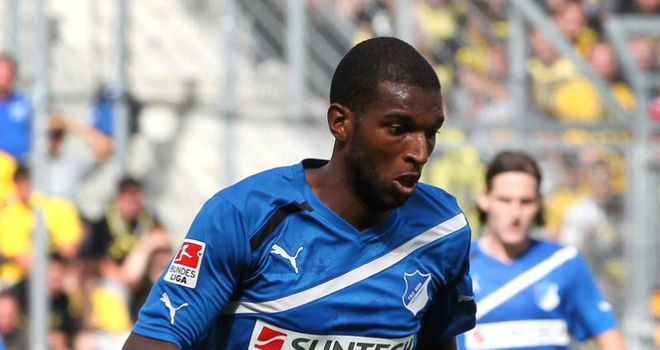 Babel: Rewarded for his fine form with Hoffenheim this season
