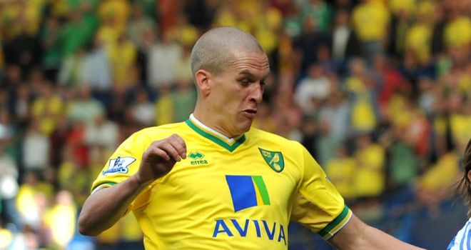 Morison: Feels discipline will be crucial for Norwich