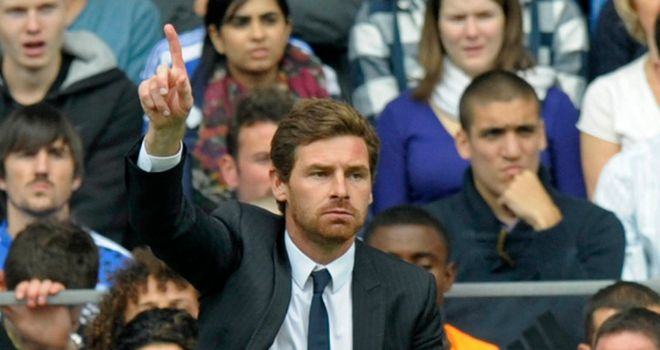 Villas-Boas: Keeping his view on Tevez quiet as he concentrates on Chelsea