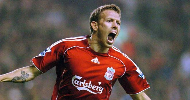 Bellamy: Has returned to Liverpool four years after his first spell at Anfield